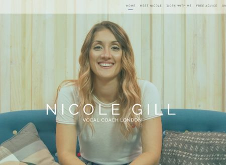 Nicole Gill - Vocal Coach